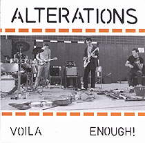 Alterations  -  Voila Enough !