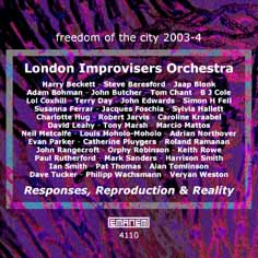 London Improvisers Orchestra 2003-4